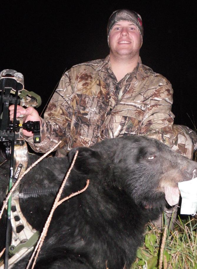 Black Bear Hunting Canada